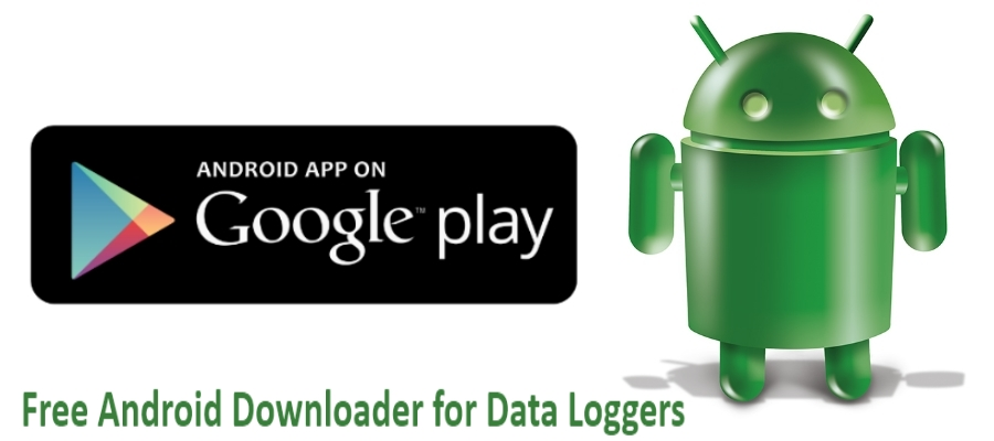 Logger Downloader - free application for data download from Android smartphones and tablet PC