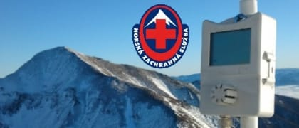 Meteorological measurements for the purpose of avalanche prevention